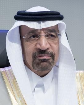 Saudi energy minister Khalid al Falih