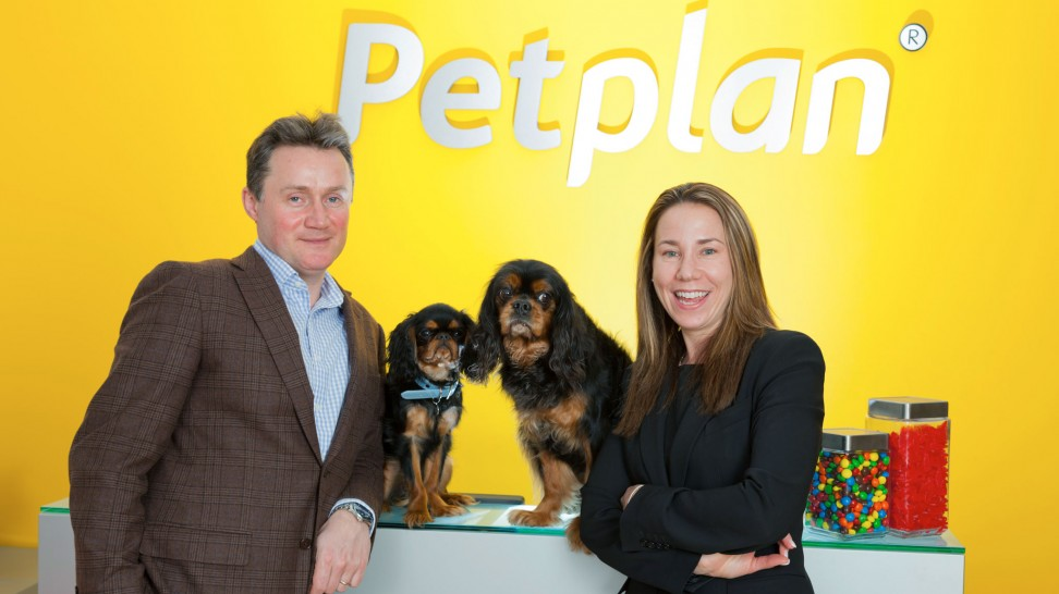 Chris and Natasha Ashton of PetPlan, Philadelphia, PA USA