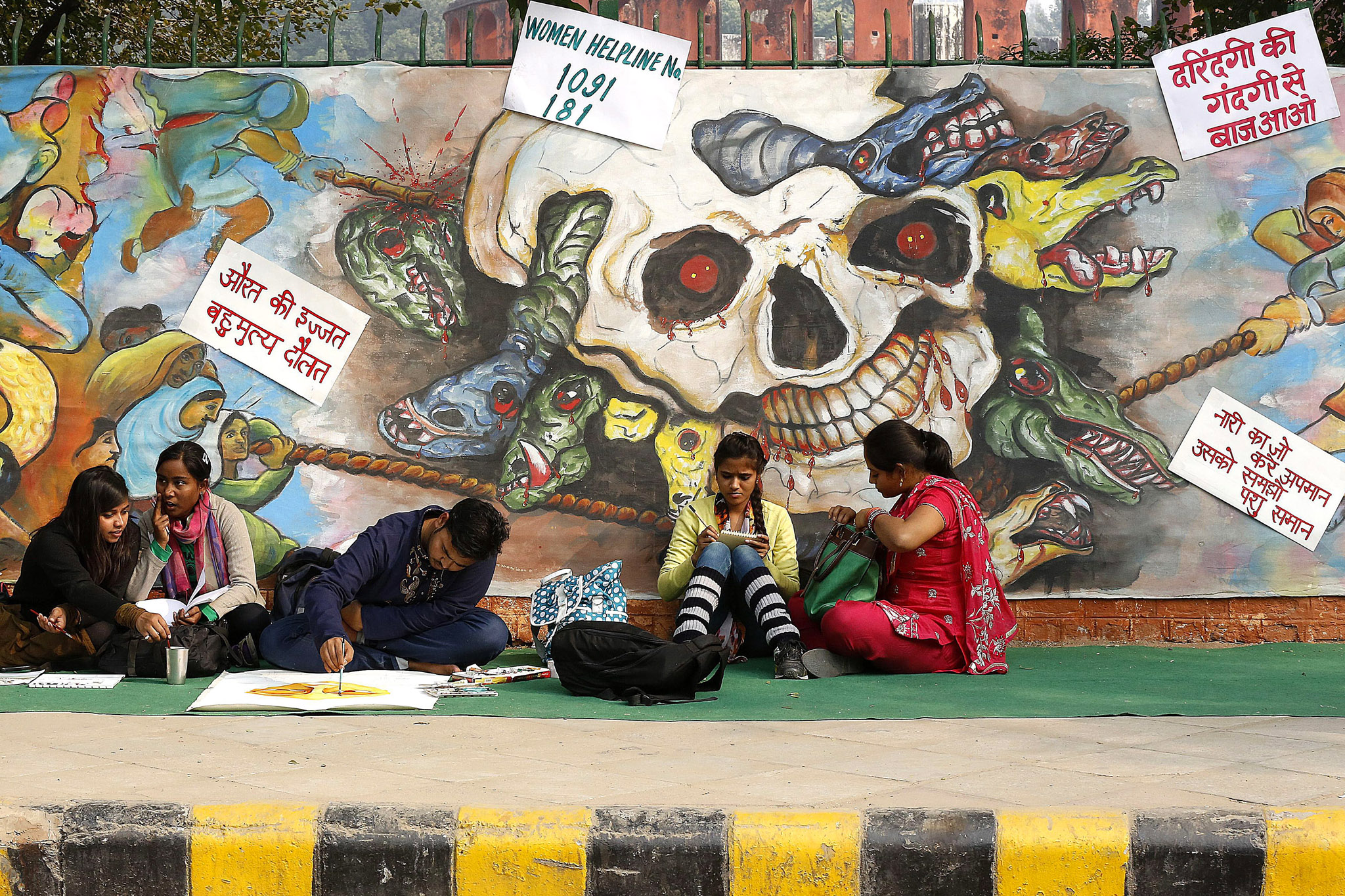 One year on, Delhi remembers gang rape victim