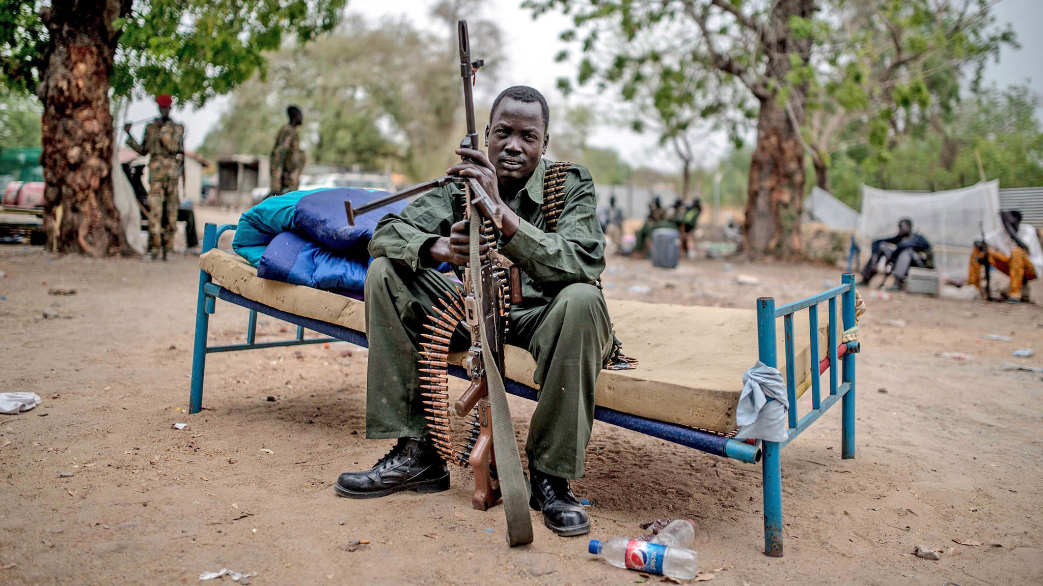Unrest in South Sudan