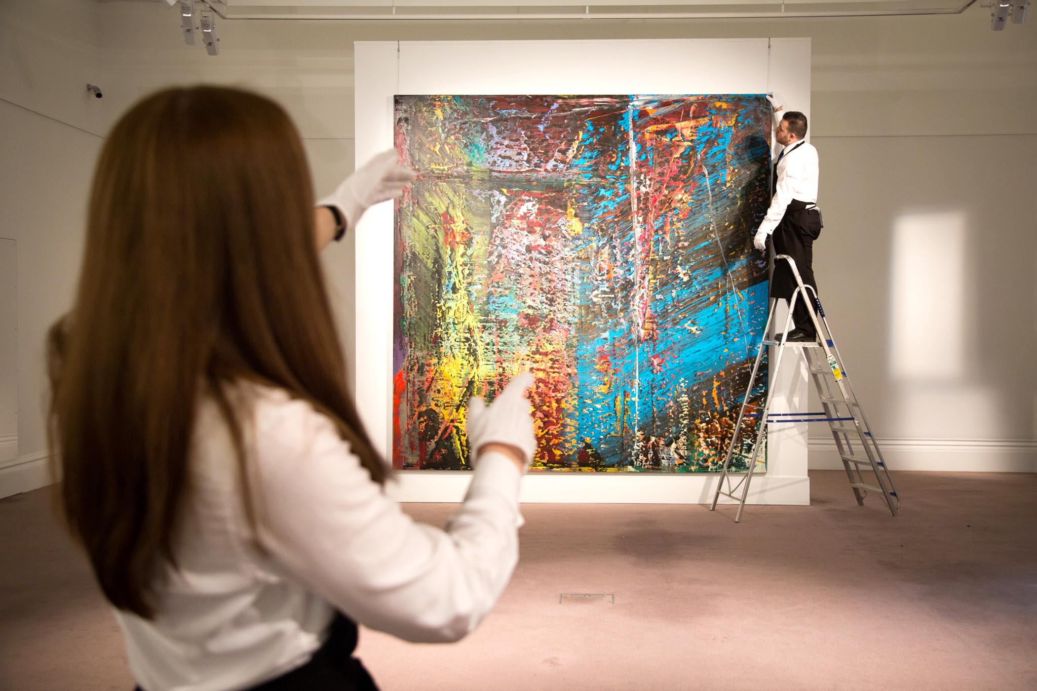 Sotheby's, London. Impressionist and Modern And Contemporary Art sales in New York