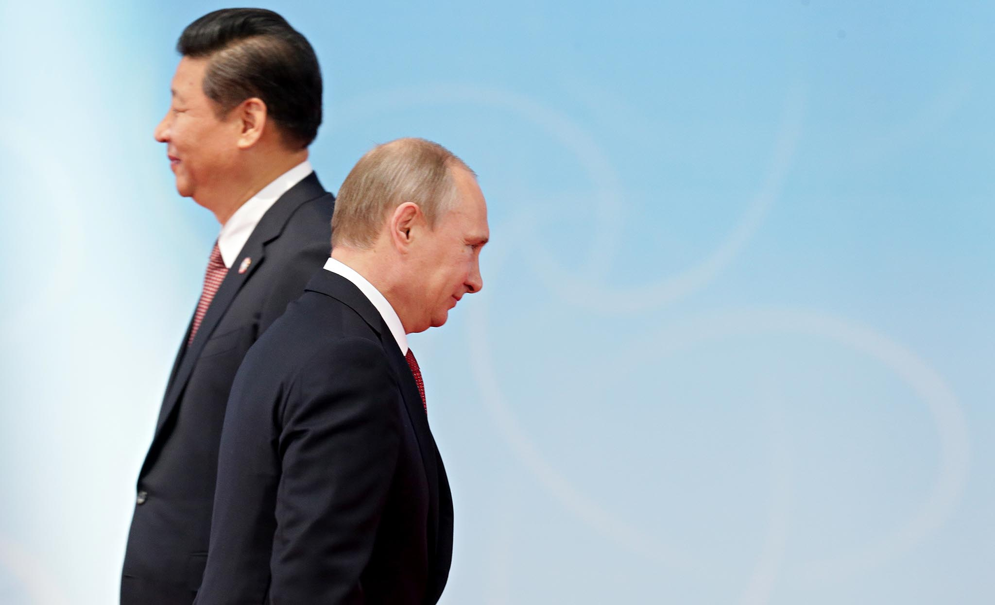 President Putin on official visit to China