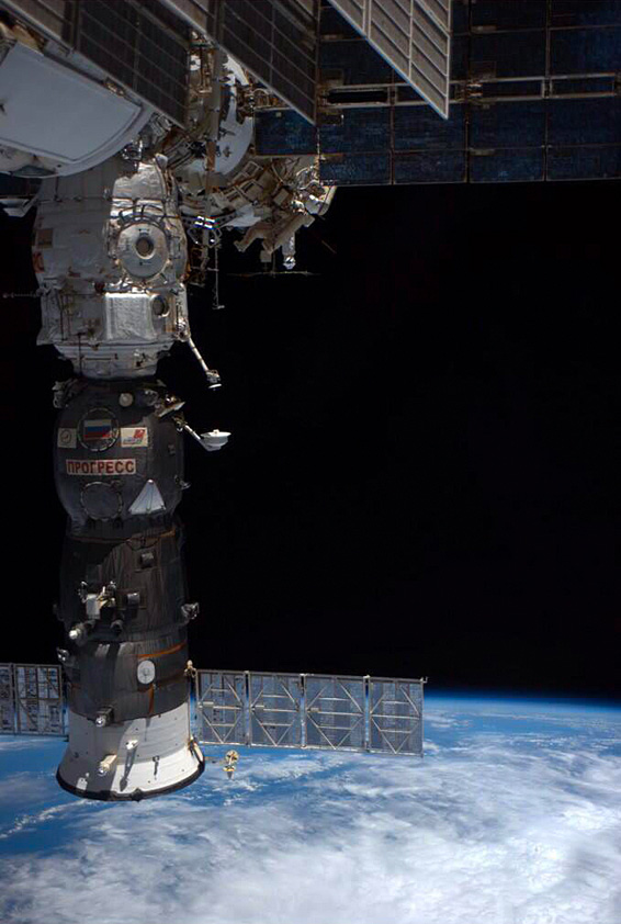 Russian cosmonauts complete spacewalk...epa04268342 A handout picture released via NASA astronaut Reid Wiseman's twitter account on 20 June 2014 shows Russian cosmonauts Alexander Skvortsov and Oleg Artemyev during a spacewalk outside the International Space Station (ISS), 19 June 2014. According to NASA, Russian cosmonauts Alexander Skvortsov and Oleg Artemyev completed a spacewalk outside the Russian segment of the ISS where they installed a communications system antenna and conducted experiments. The spacewalk lasted 7 hours and 23 minutes.  EPA/REID WISEMAN / NASA / HANDOUT  HANDOUT EDITORIAL USE ONLY