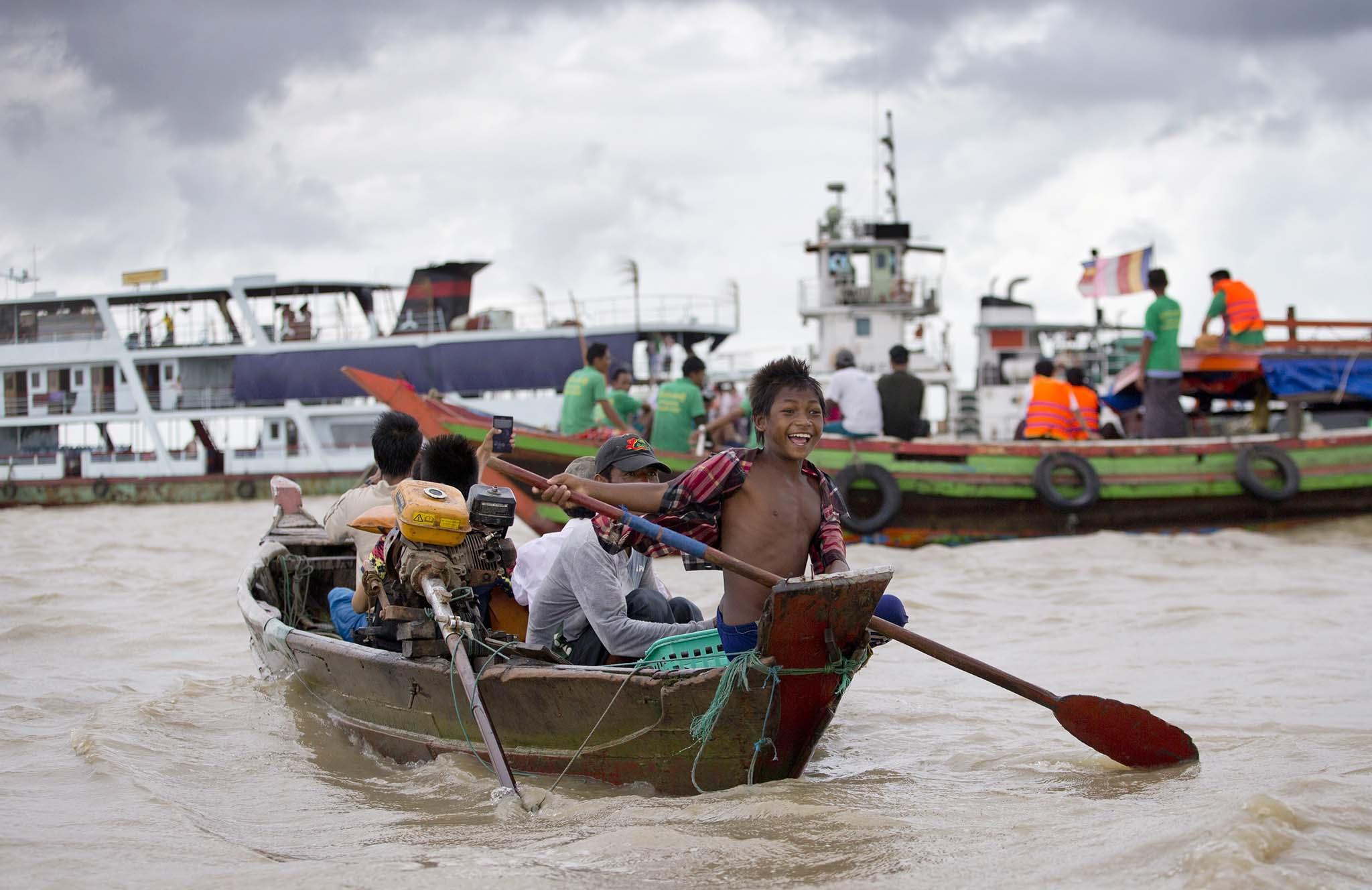 Myanmar Bell Salvage