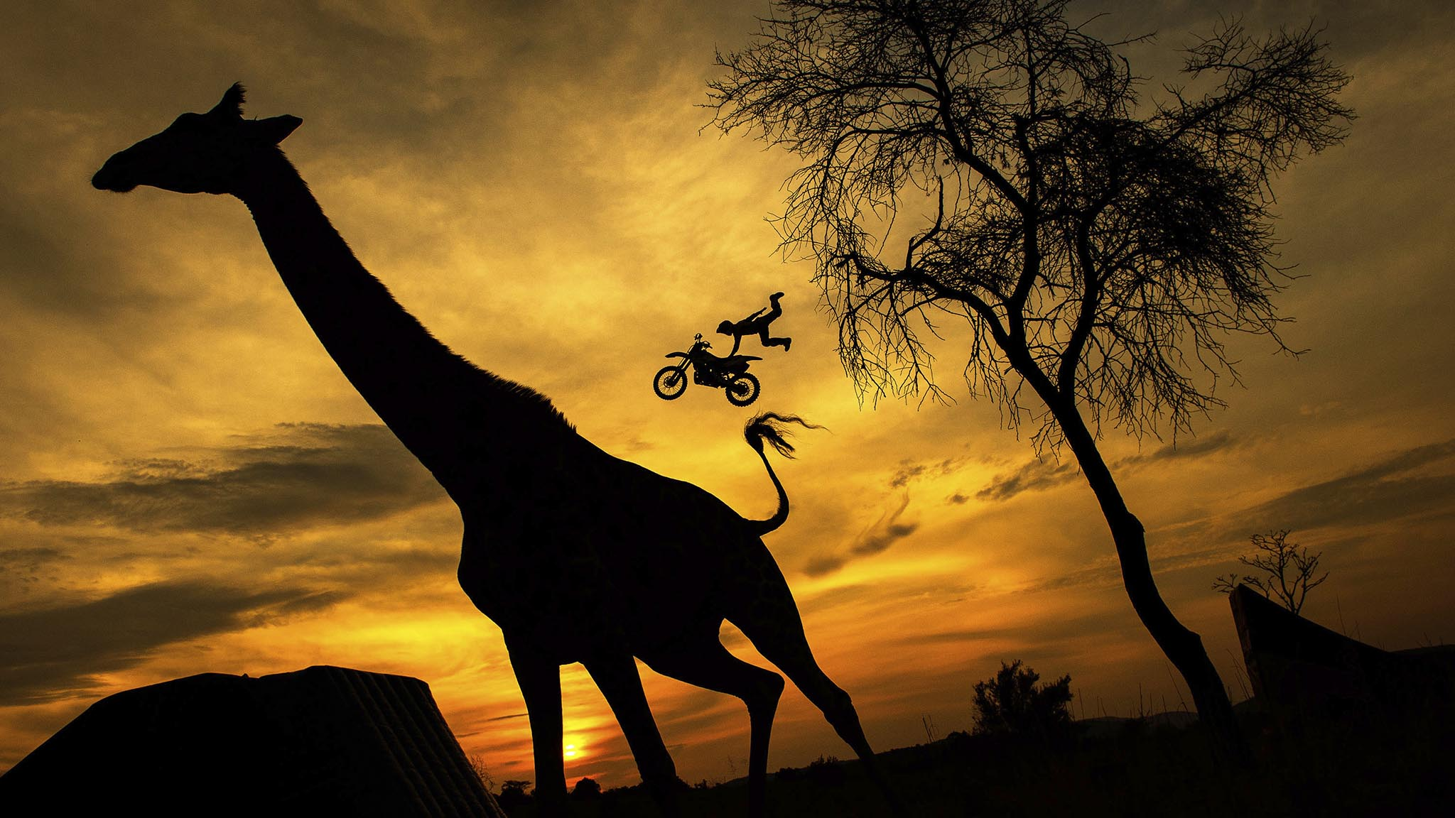 South Africa X Fighters World Tour