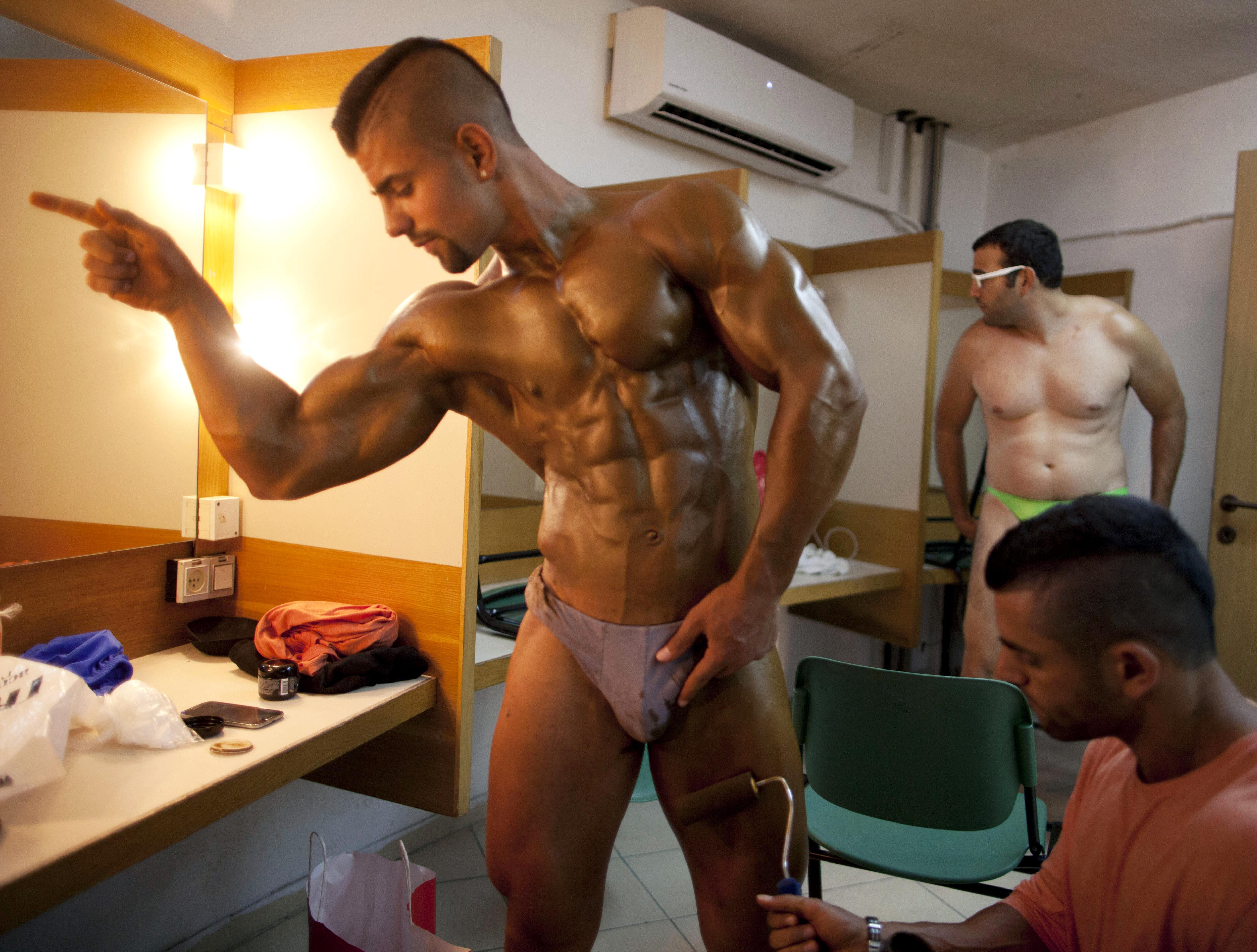 2014 NABBA Israel Bodybuilding Championships