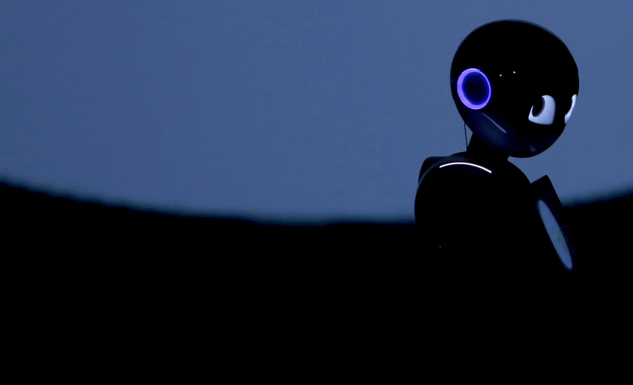 SoftBank's human-like robot named 'pepper' performs during a news conference in Chiba...SoftBank's human-like robot named 'pepper' performs during a news conference in Chiba, Japan, June 18, 2015. Japan's SoftBank Corp said on Thursday it is setting up a joint venture with Chinese online shopping giant Alibaba and electronics supplier Foxconn Technology to sell its human-like robot Pepper around the world. REUTERS/Yuya Shino