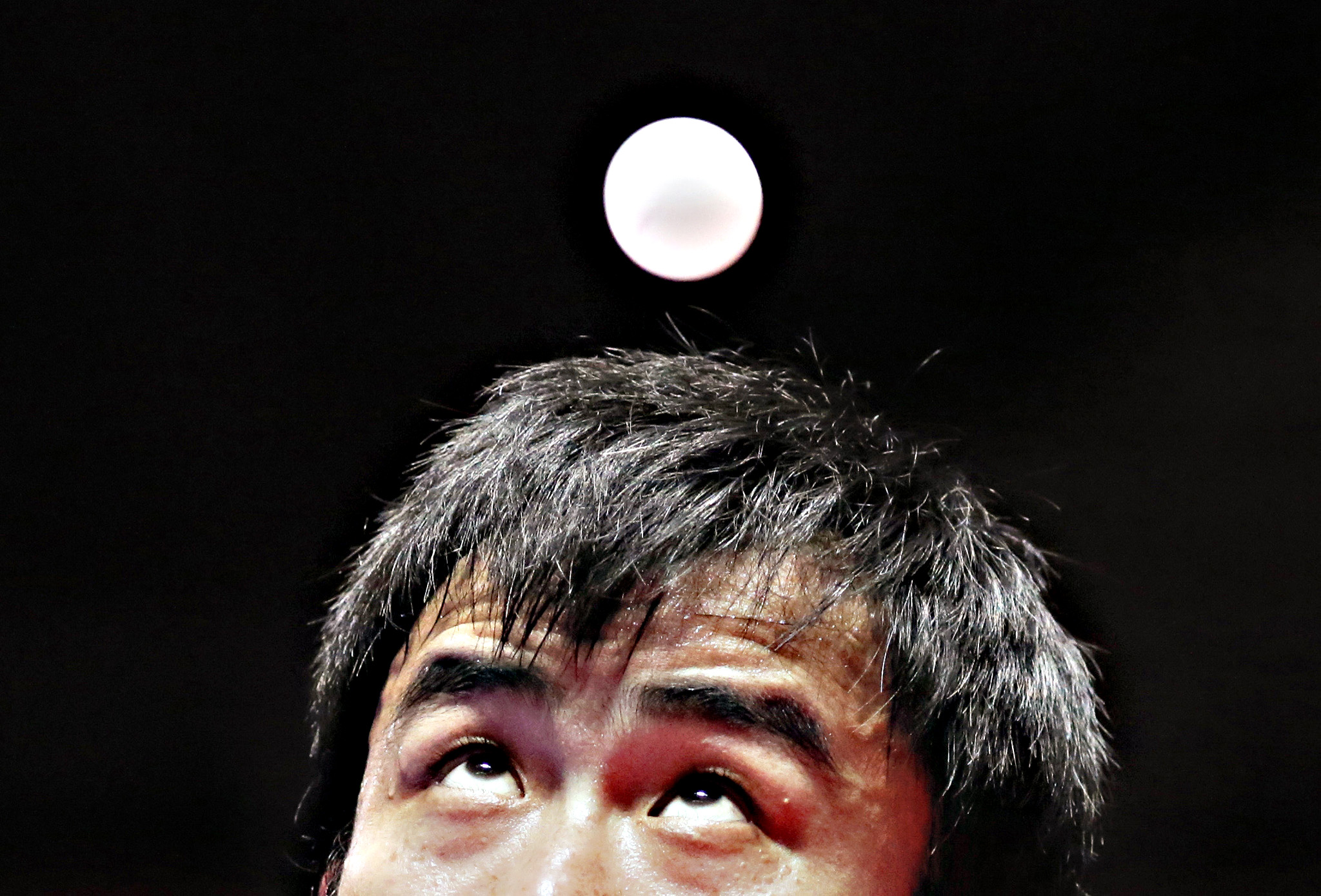 Malaysia v Vietnam - Men's Singles - Vietnam's Tran Tuan Quynh in action