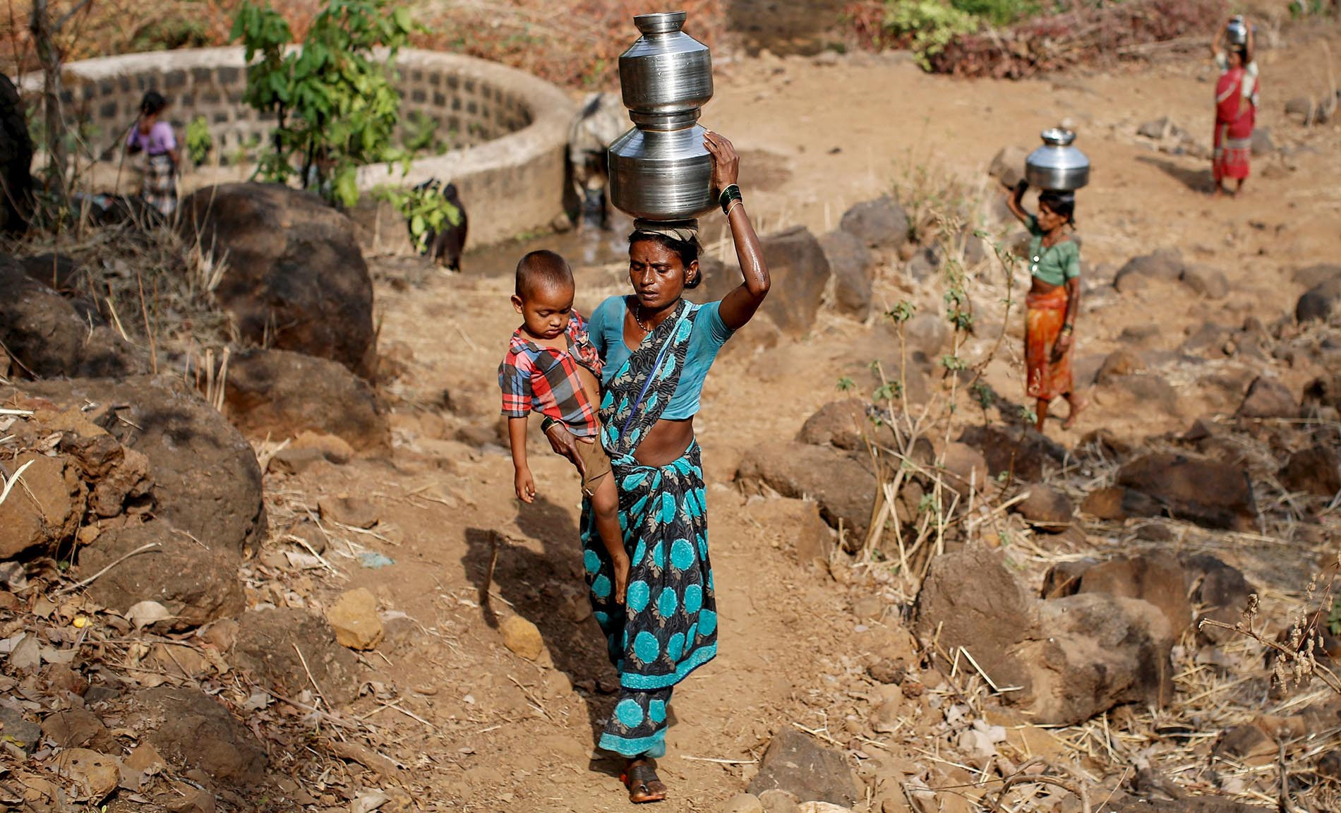 Water Wives Of Maharashtra