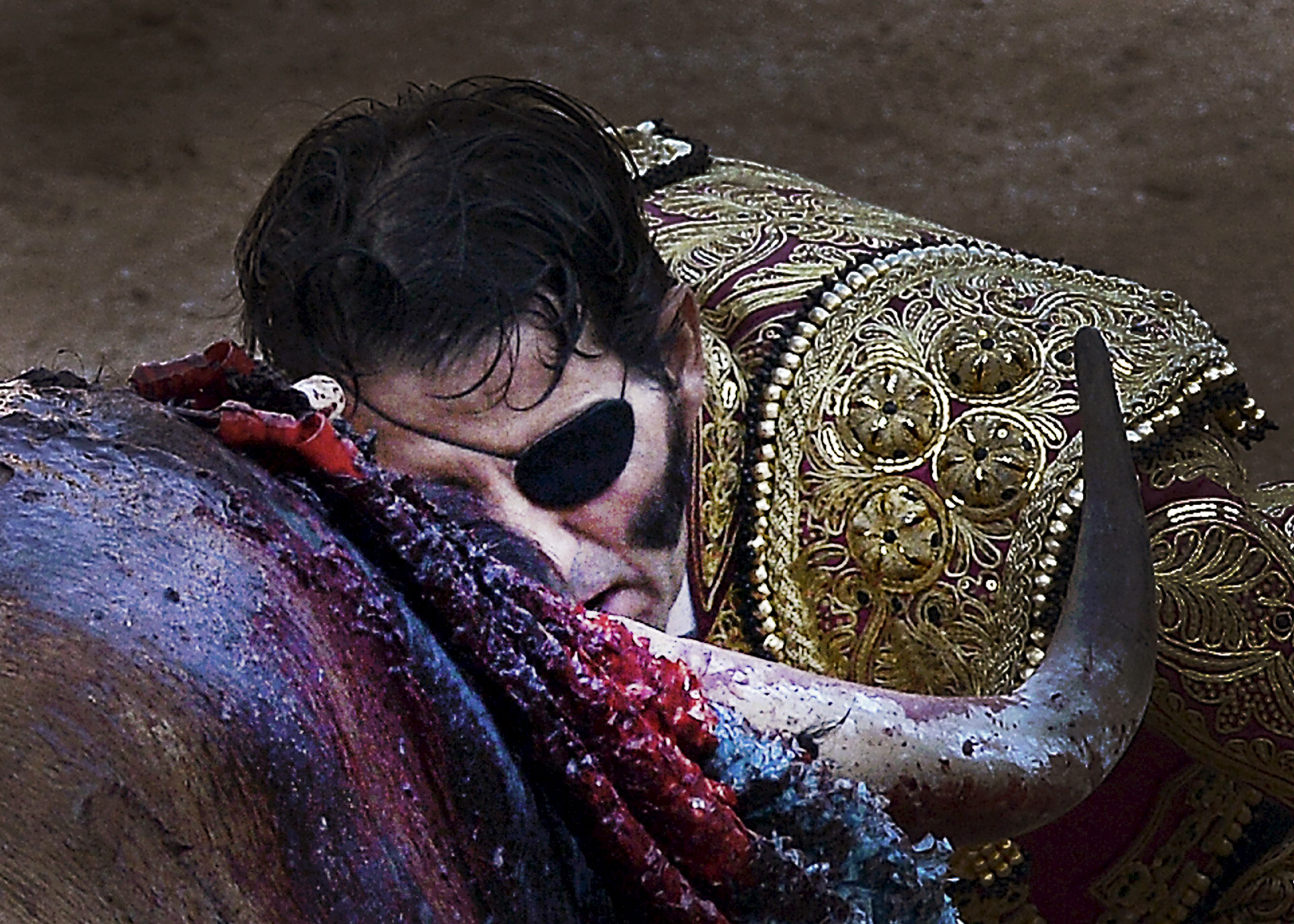 "REUTERS PICTURE HIGHLIGHT...ATTENTION EDITORS - REUTERS PICTURE HIGHLIGHT PAM26 Spanish bullfighter Juan Jose Padilla performs a pass during a bullfight at the San Fermin festival in Pamplona July 13, 2015. REUTERS/Vincent West      TPX IMAGES OF THE DAY REUTERS NEWS PICTURES HAS NOW MADE IT EASIER TO FIND THE BEST PHOTOS FROM THE MOST IMPORTANT STORIES AND TOP STANDALONES EACH DAY. Search for ""TPX"" in the IPTC Supplemental Category field or ""IMAGES OF THE DAY"" in the Caption field and you will find a selection of 80-100 of our daily Top Pictures. REUTERS NEWS PICTURES.  TEMPLATE OUT      TPX IMAGES OF THE DAY"