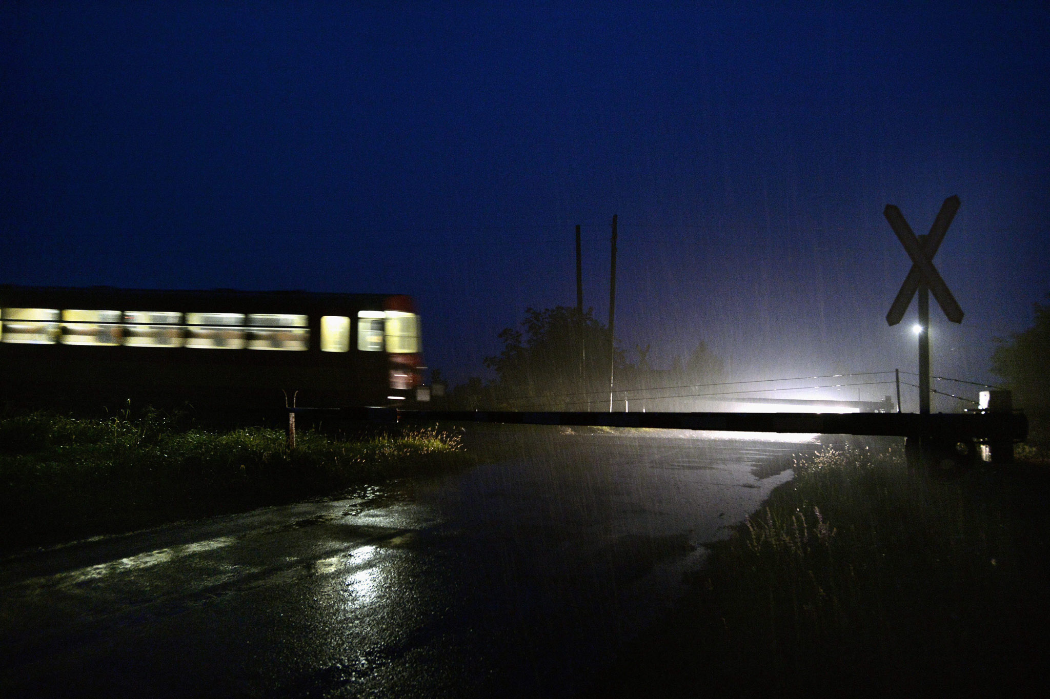 Last full length operating railway branch line in Somogy county, bordering Croatia