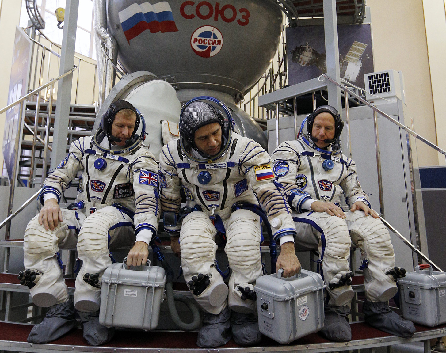 International Space Station expedition 46/47