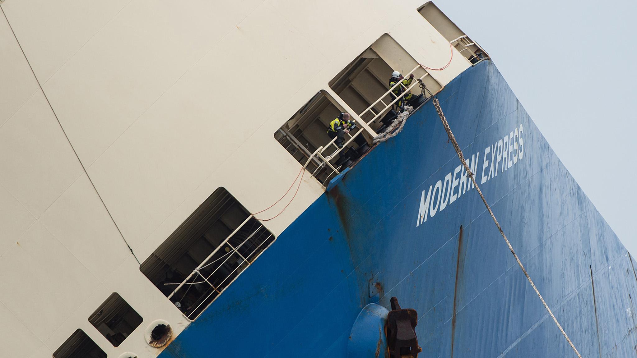 France Drifting Ship
