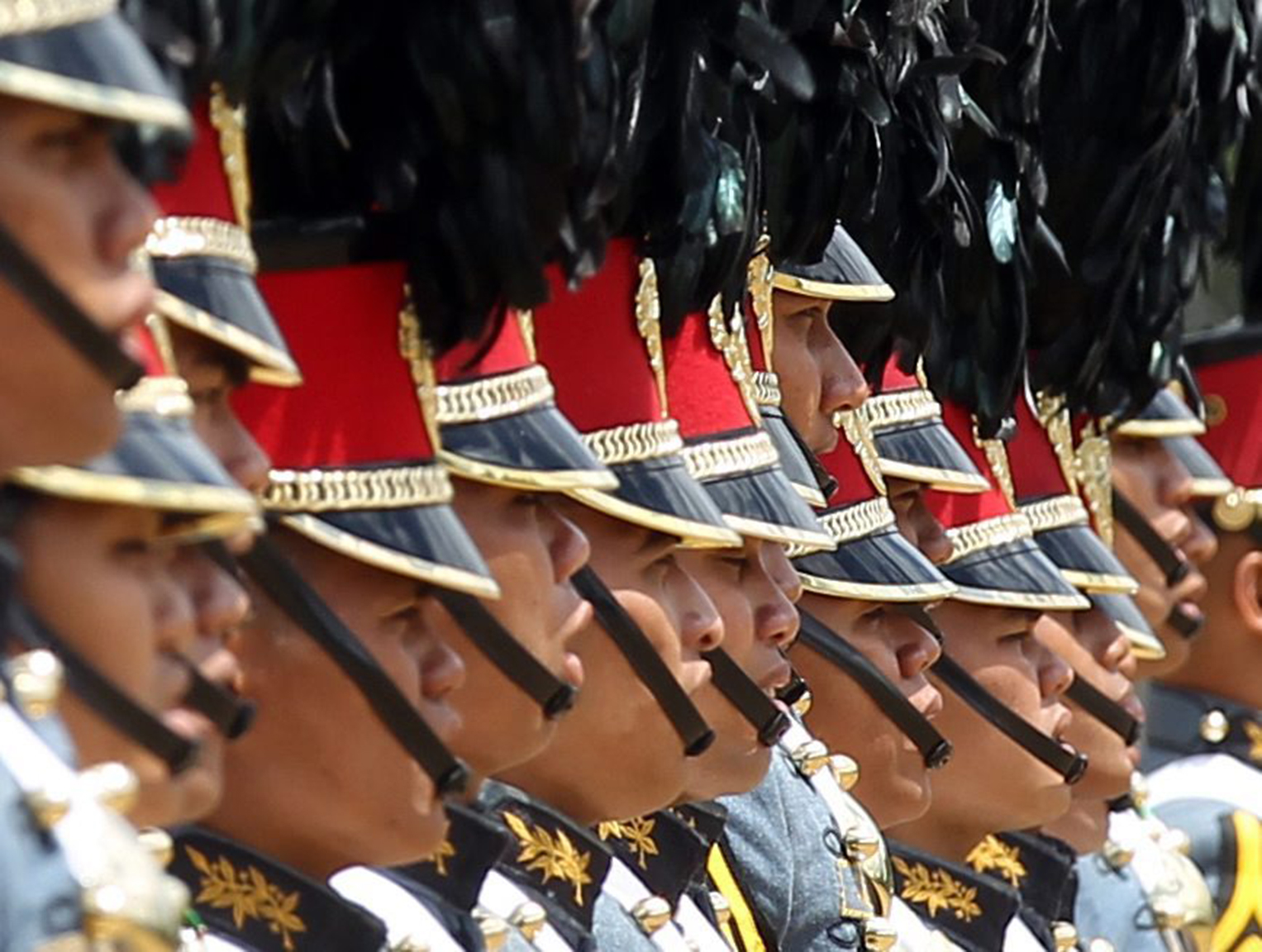 Philippine Military Academy graduation ceremony
