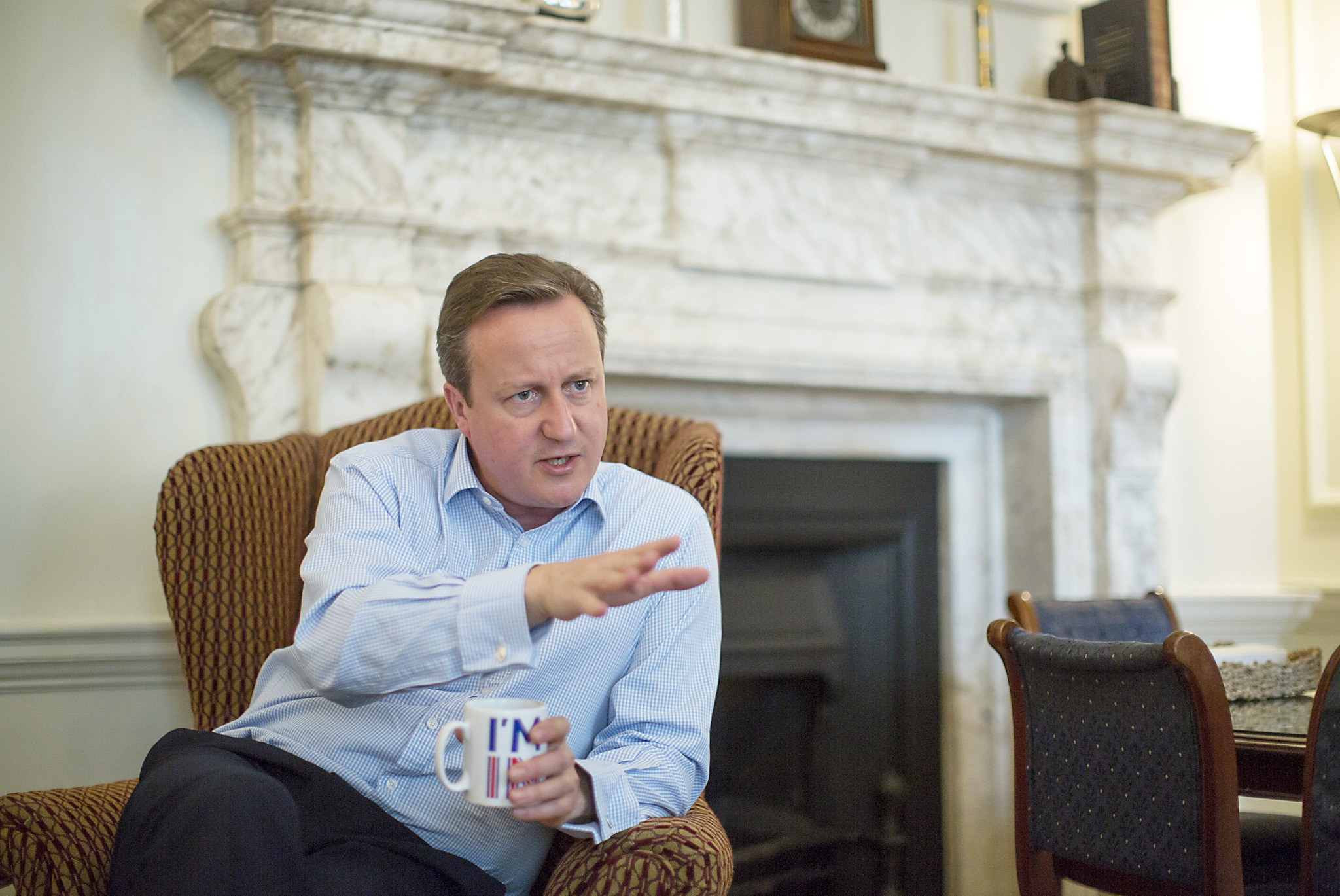 British prime minister, David Cameron, talks to the FT from downing street ahead of the EU referendum on Thursday.