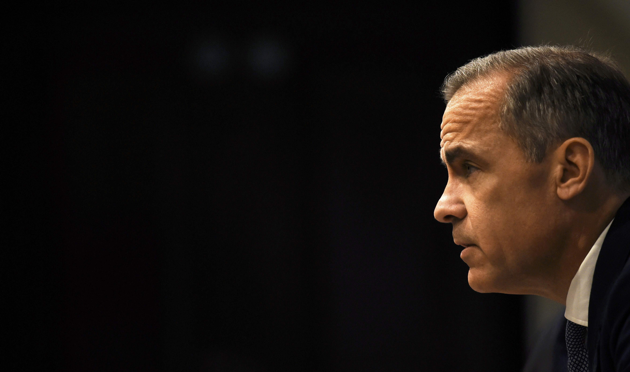 Bank of England governor Mark Carney speaks during a news conference at the Bank of England in London, Britain July 5, 2016. REUTERS/Dylan Martinez