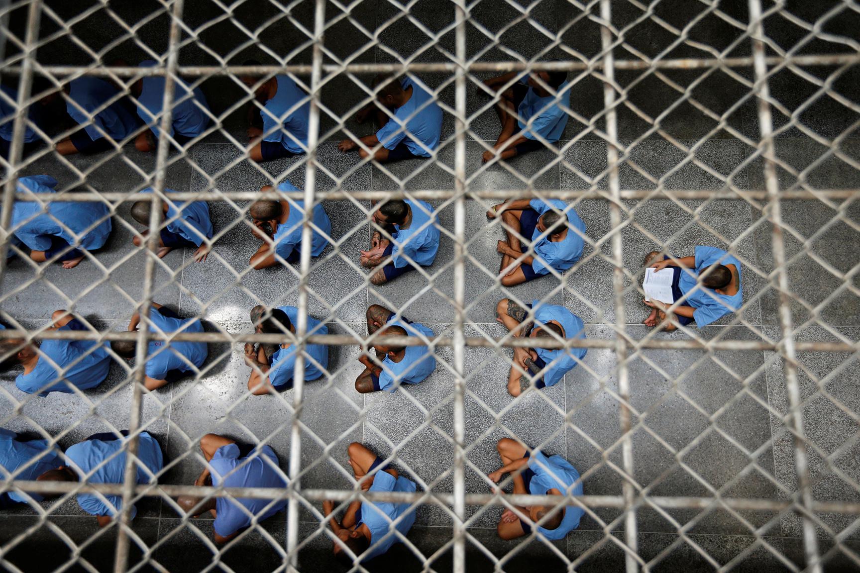 The Wider Image: Inside Thailand's Klong Prem Prison