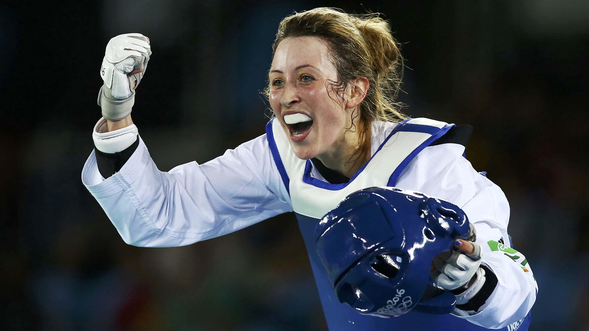Taekwondo - Women's -57kg Gold Medal Finals