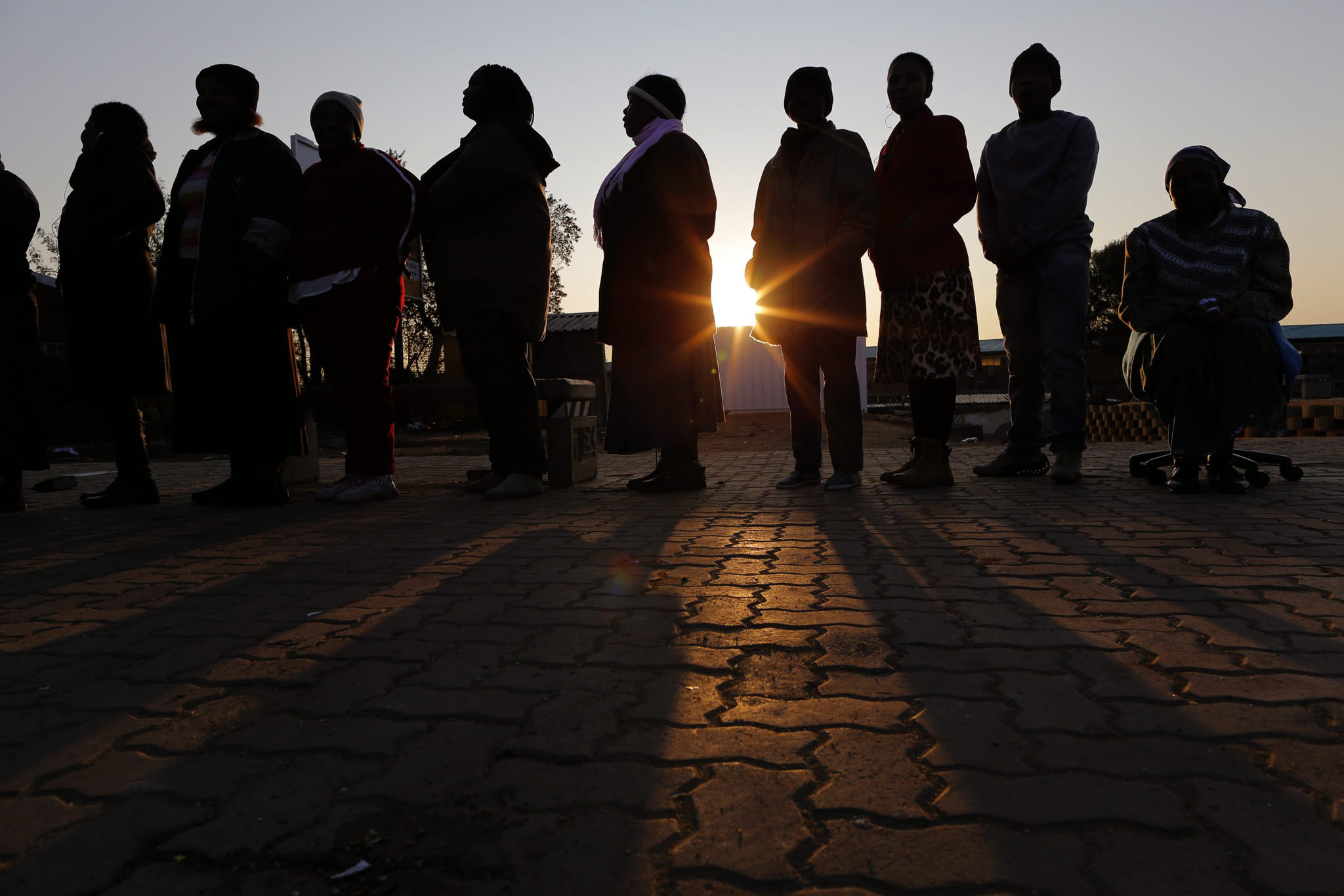 South Africa holds municipal elections