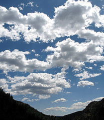 Clouds - flickr, Kevin Dooley