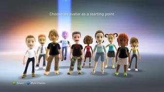 NXE Avatars