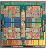 Opteron quad-core chip