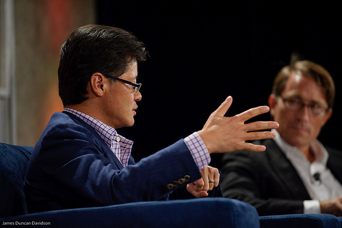 Jerry Yang at Web 2.0