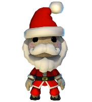 Sackboy Santa