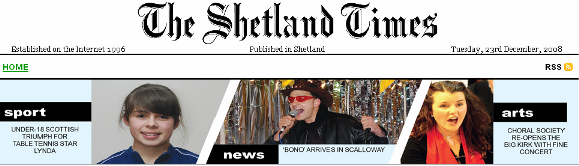 Shetland Times