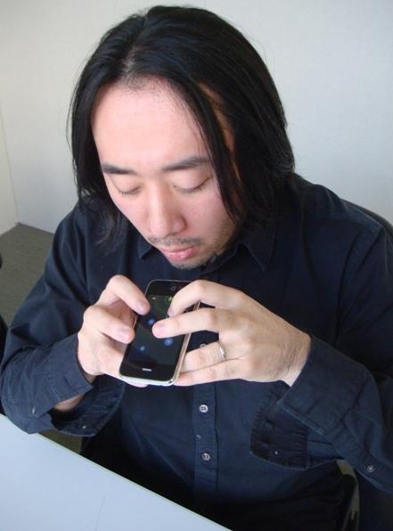 Ge Wang plays his Ocarina