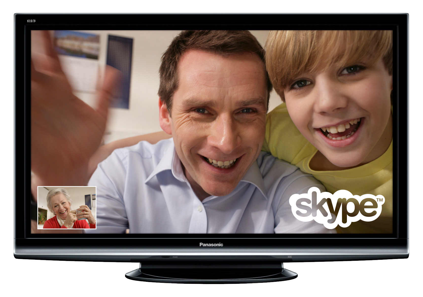'It's Time for Skype' Campaign Launches in U.S. and U.K.
