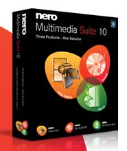 Nero Multimedia 10 box shot