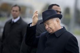 Islam Karimov, Uzbekistan's president in 1991