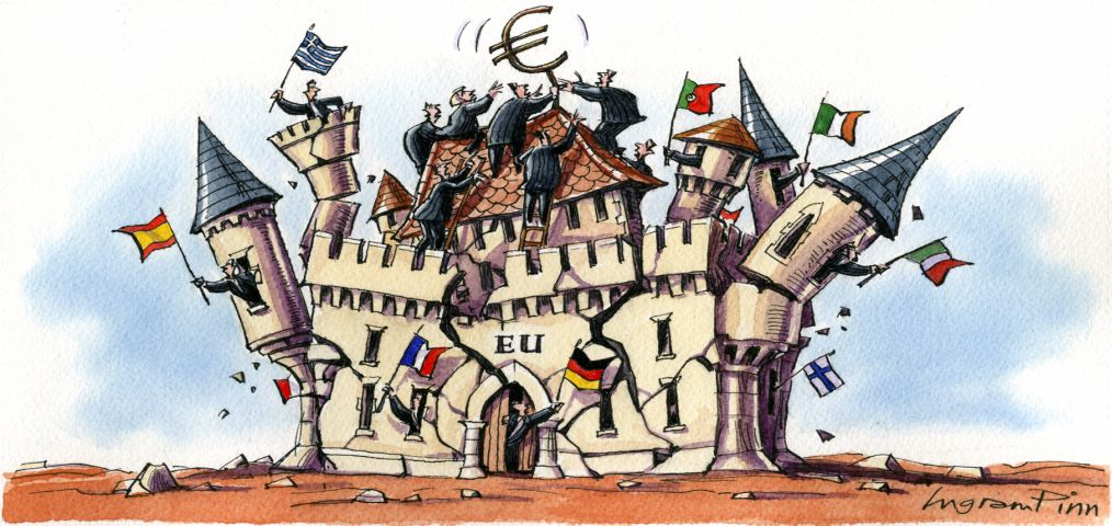 Is the Eurozone crisis about to end or will it be a continuous standstill?