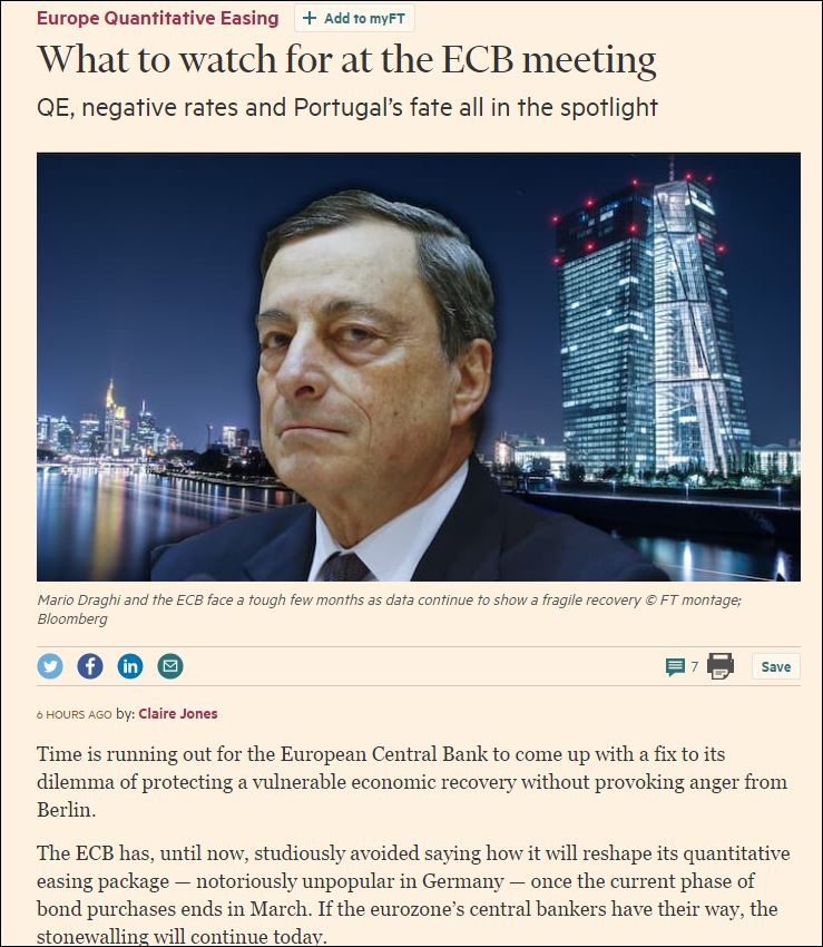 European Central Bank holds fire on its monetary stimulus