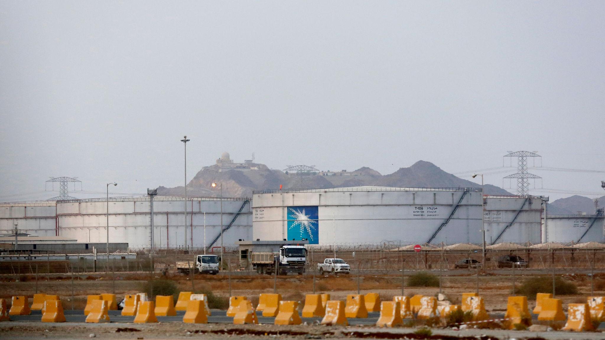 Saudi Aramco Impact of Attacks