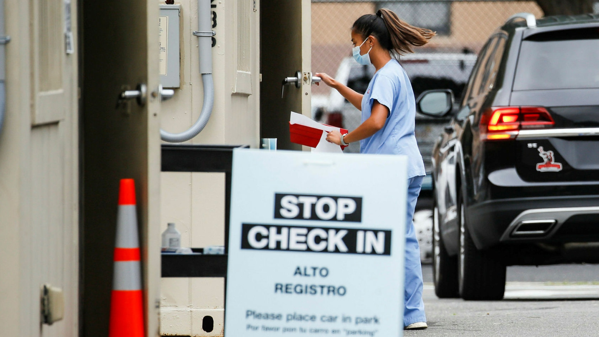 Coronavirus Latest California Georgia Report Smallest Rise In Covid 19 Cases In Nearly A Month As It Happened Financial Times