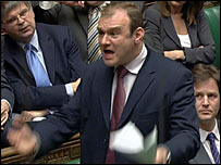 Ed Davey is angry