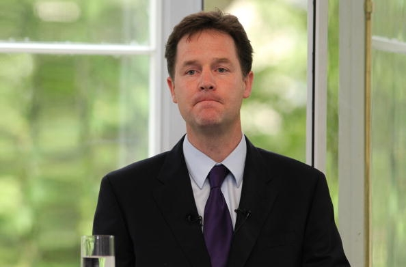 Nick Clegg will not be pleased by the latest poll readings