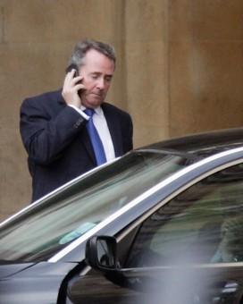 Liam Fox, former defence secretary