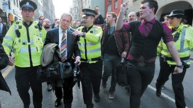 Nigel Farage in Scotland