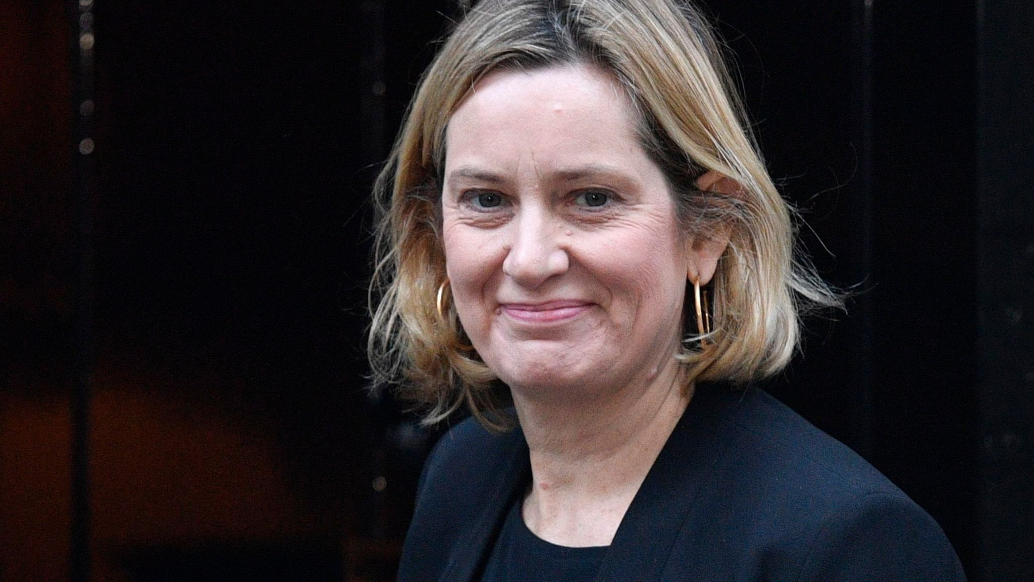 Amber Rudd at Downing Street, London, United Kingdom - 13 Nov 2018