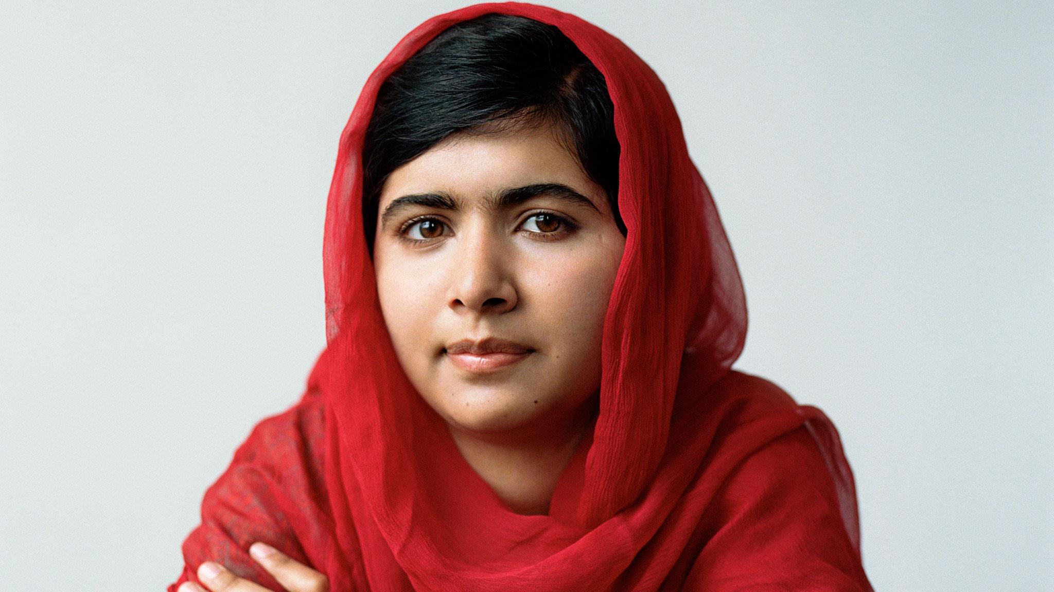 Malala e a liberdade de pensamento - Dulce Rocha