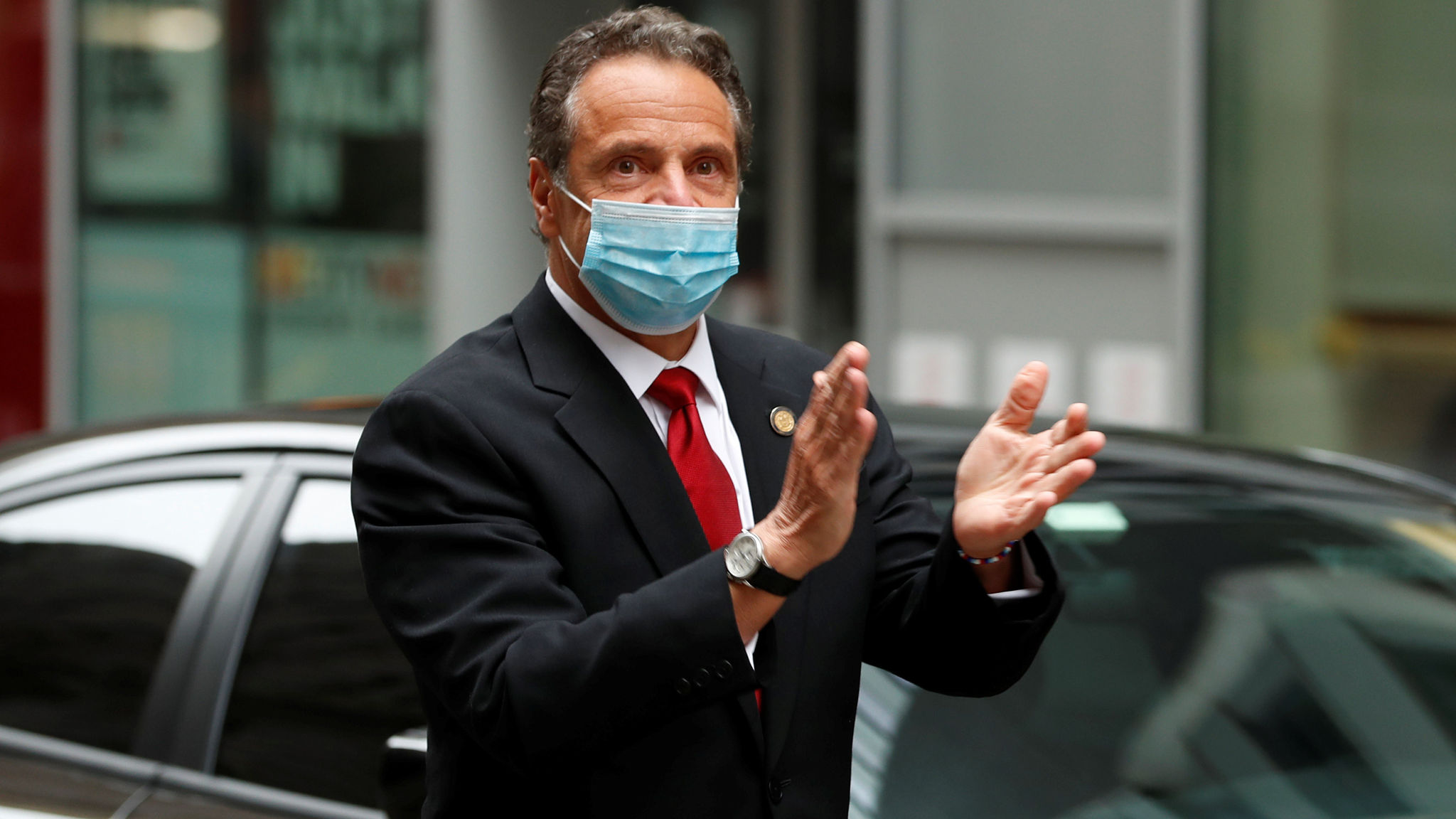 Coronavirus New York Expands Absentee Voting Amid Pandemic As It Happened Financial Times