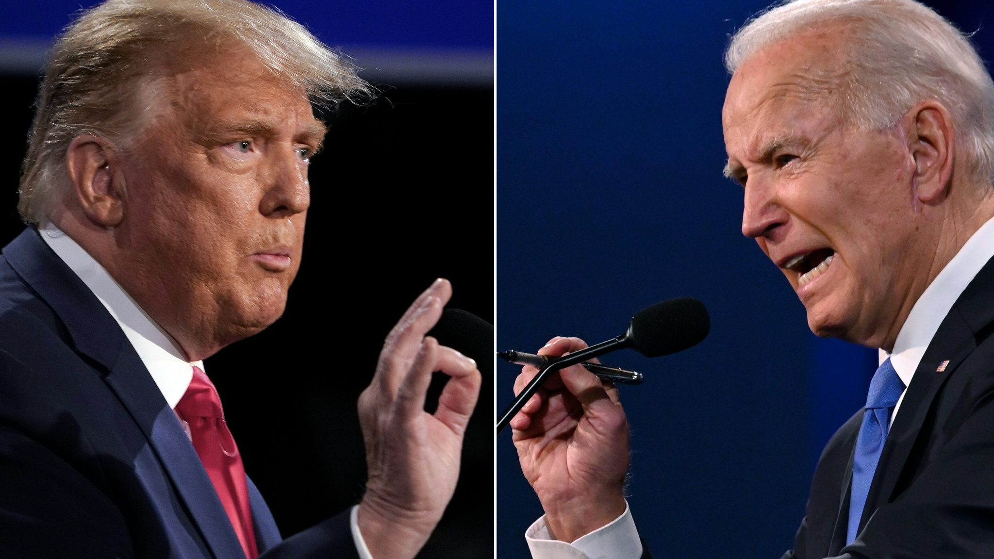 Presidential debate: How our columnists rated the last Trump-Biden battle —  as it happened | Financial Times