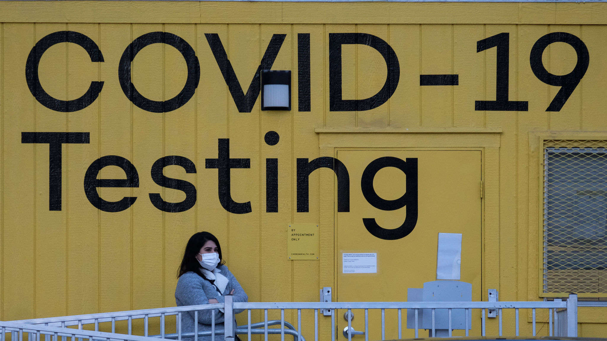 Coronavirus California Outbreak Eases As New Cases Hit Three Month Low As It Happened Financial Times